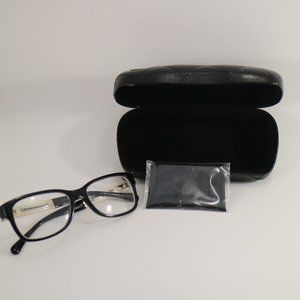 CHANEL Glasses and Case